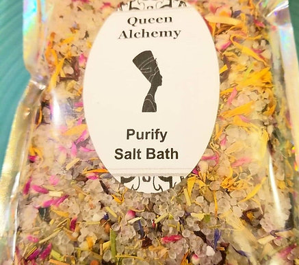 Purify Salt Bath