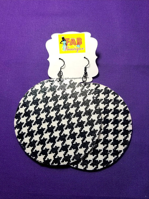 Large Houndstooth Circles