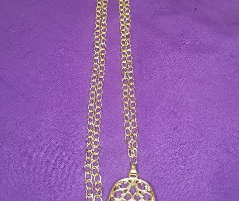 Hand Of Fatima Necklace