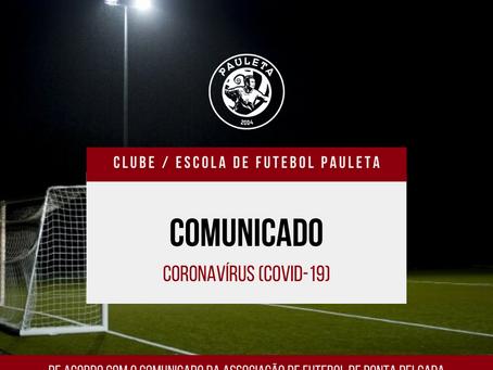 COMUNICADO (COVID-19)
