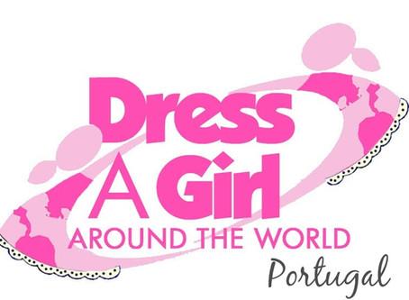 PAULETA AJUDA A «DRESS A GIRL»