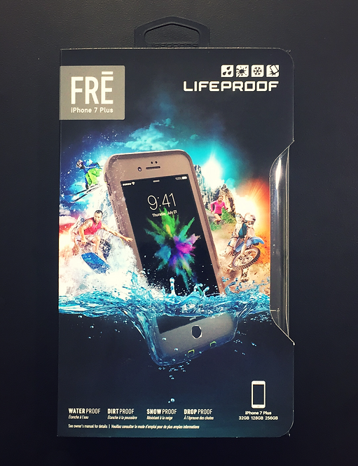 Lifeproof FRĒ iPhone 7 Plus