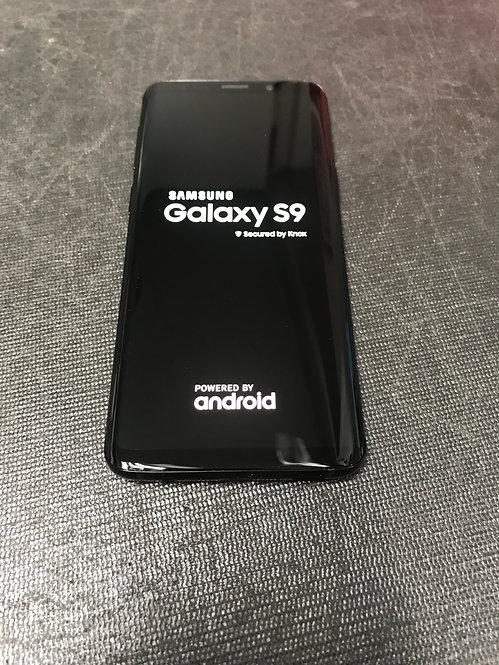 Samsung Galaxy S9 Black 64GB GSM Unlocked