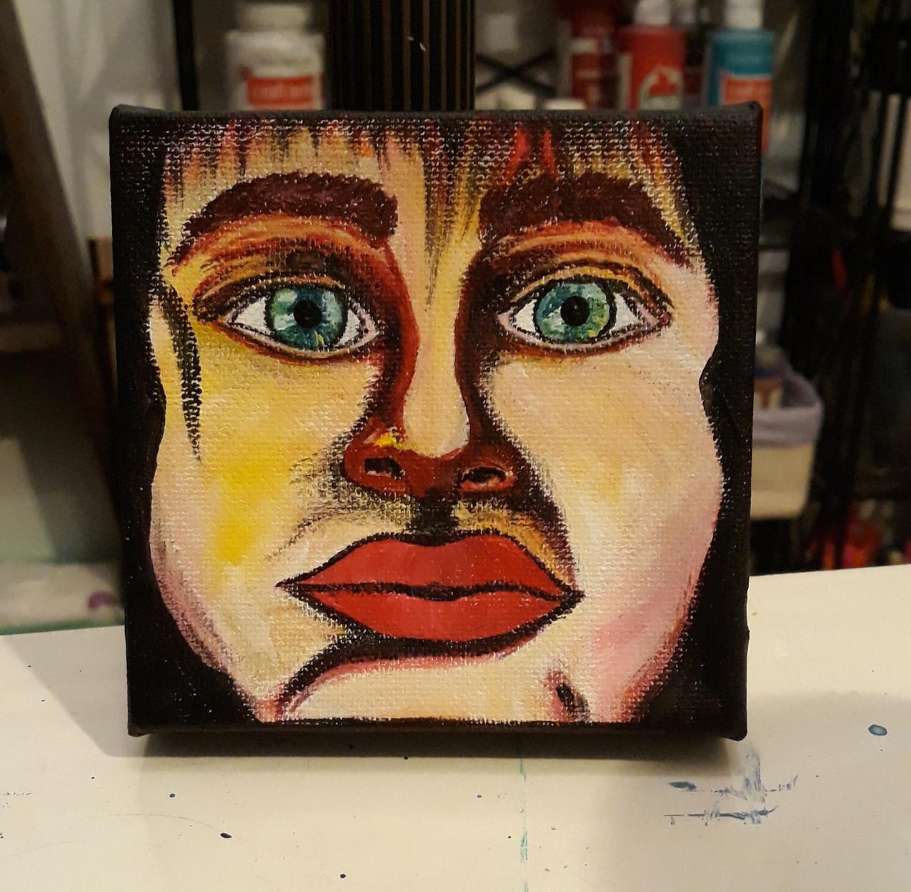 40 minute acrylic