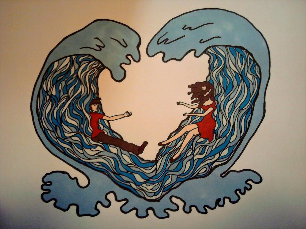 Wave 1 - Rip Tide
