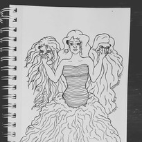 Drama trio