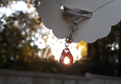 Little Bear Steampunk Necklace