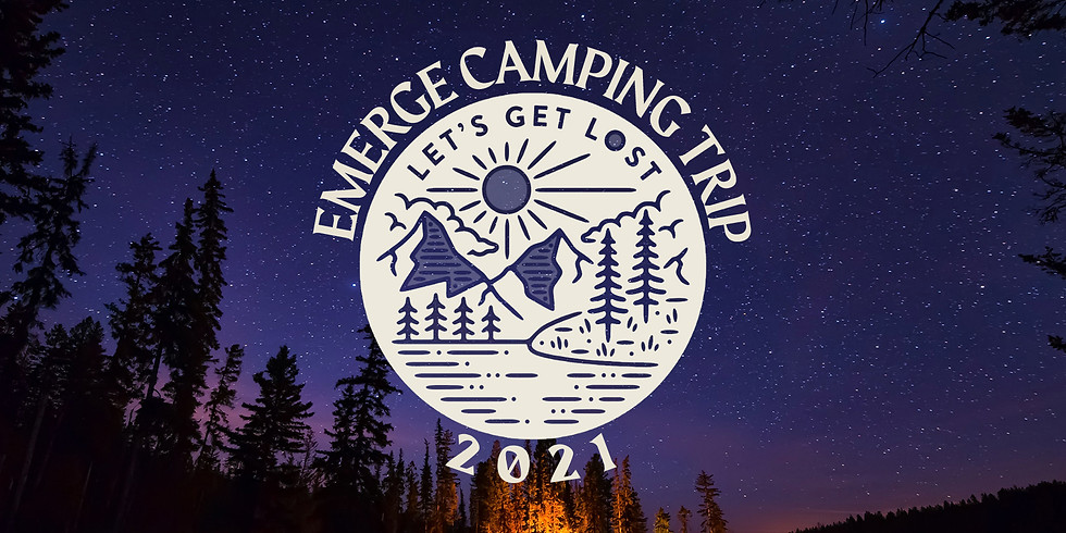 Young Adult Camping trip