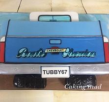 Ute Car Cake