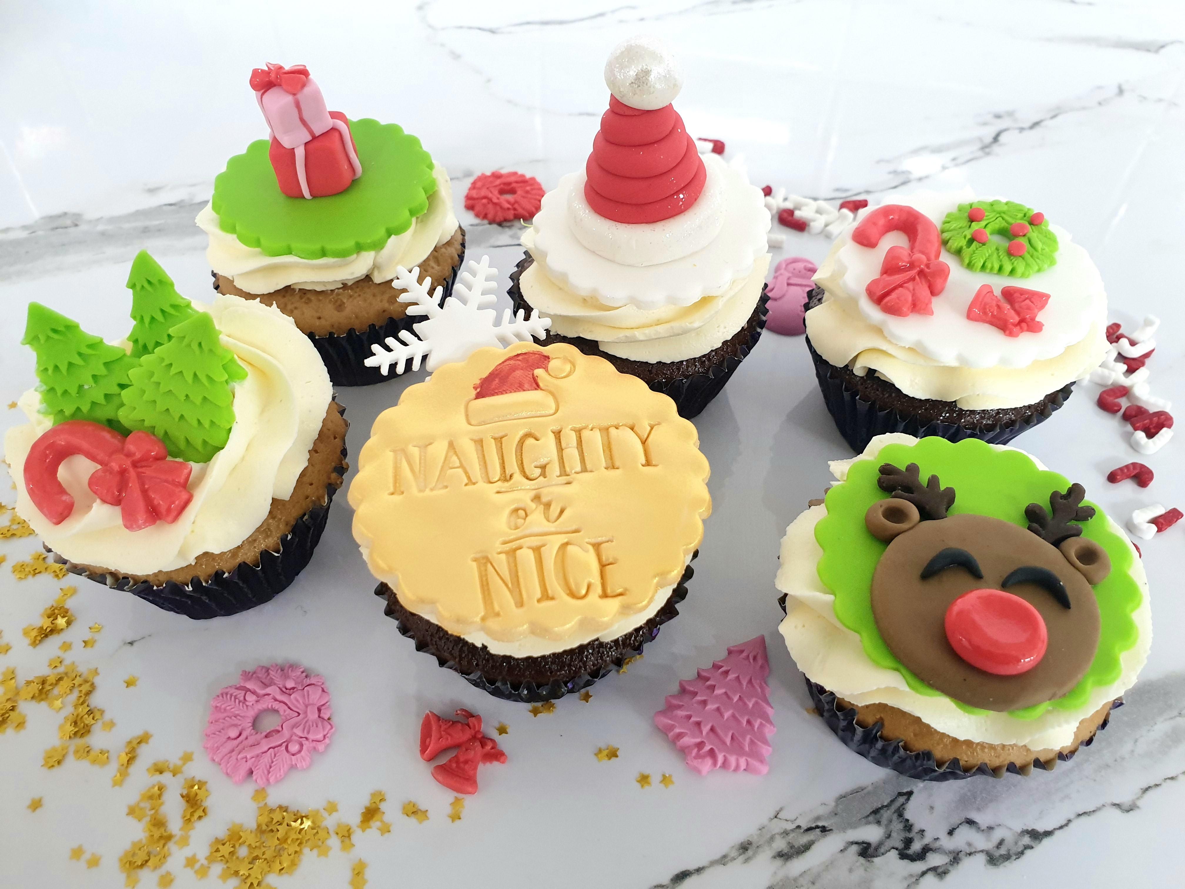 Adult & Child Cupcake Class:Tue 14/12/21