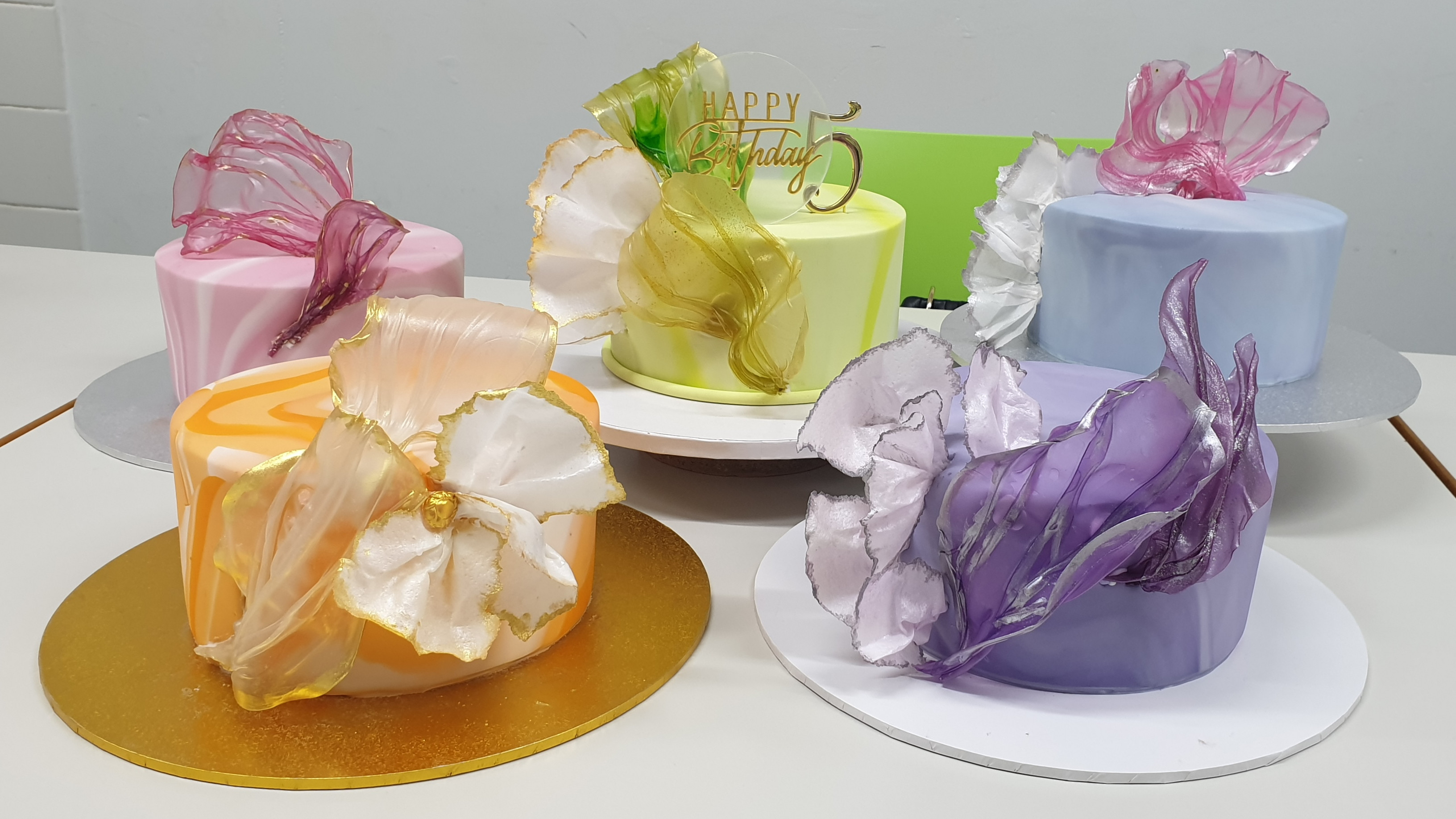 Cake Decorating 101 Class: 17th July