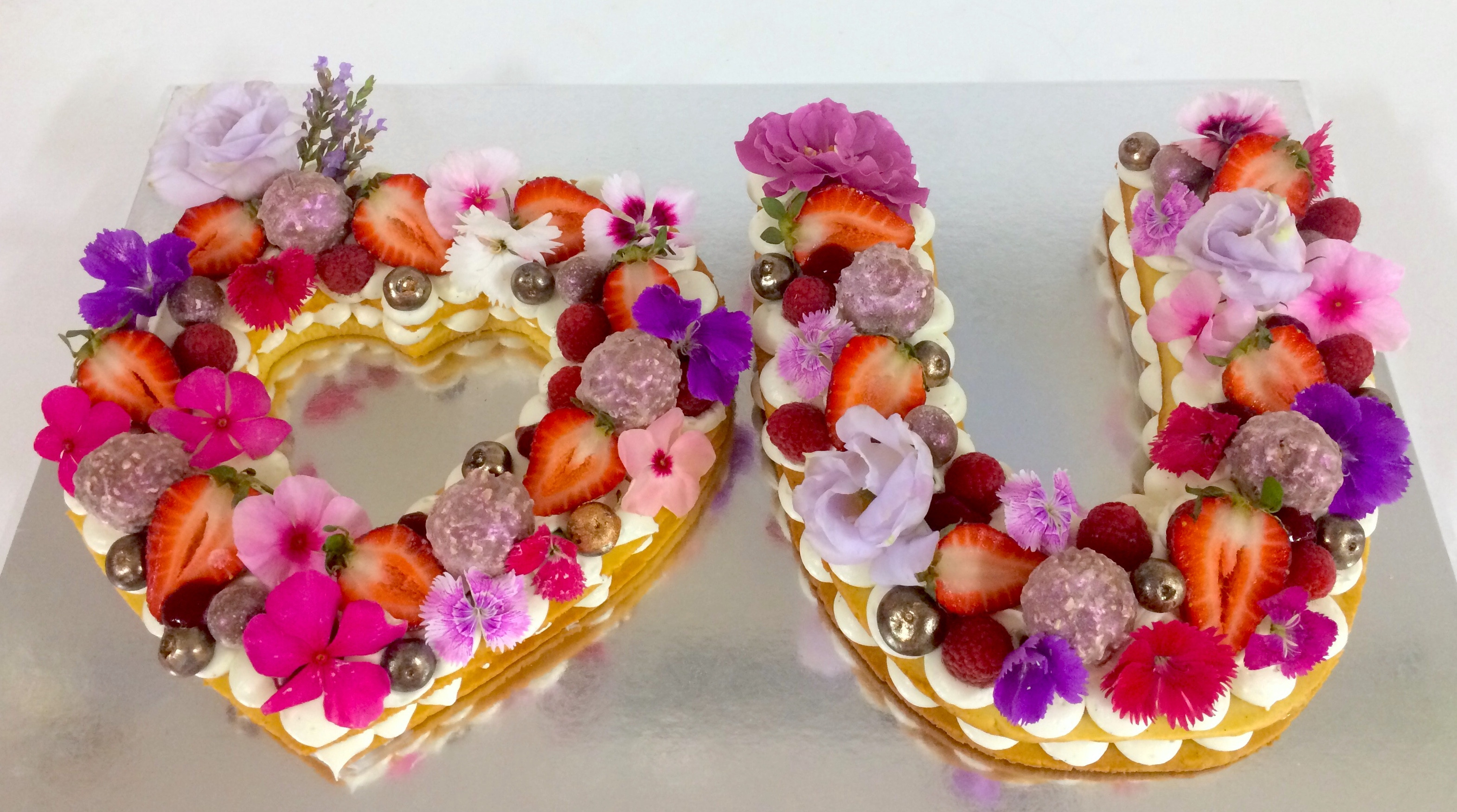 Biscuit Cake Class: 20th August
