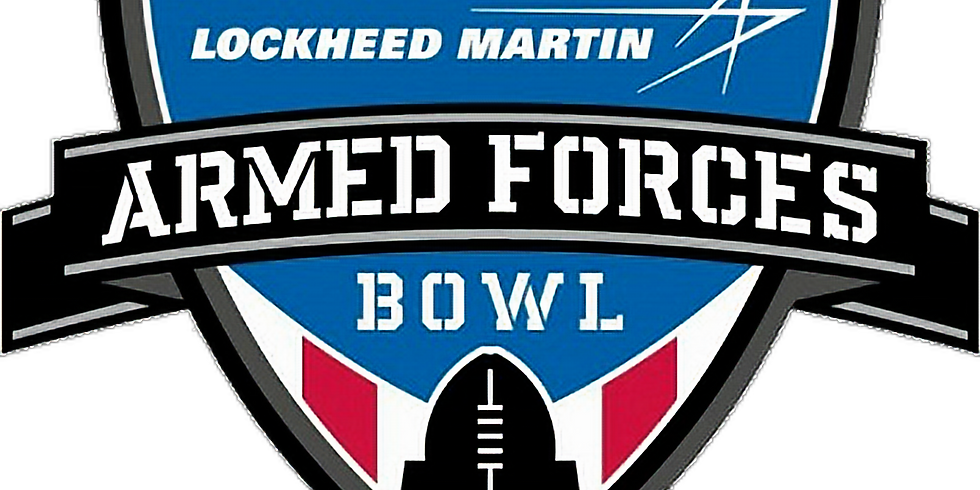 PURPLE HEART - ARMED FORCES BOWL
