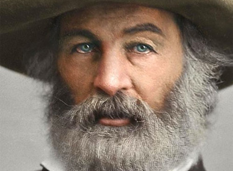Walt Whitman - Inspired by a City