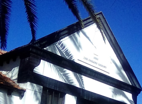 The English Library,  Tenerife
