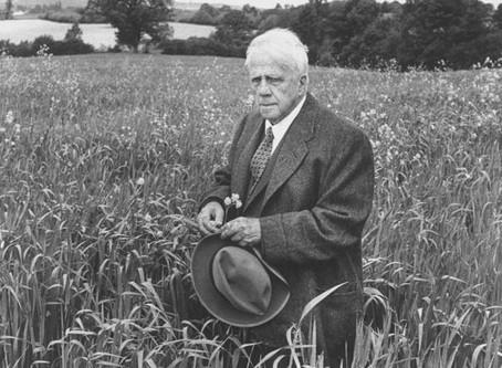 Robert Frost and Edward Thomas: Inspirational Friends