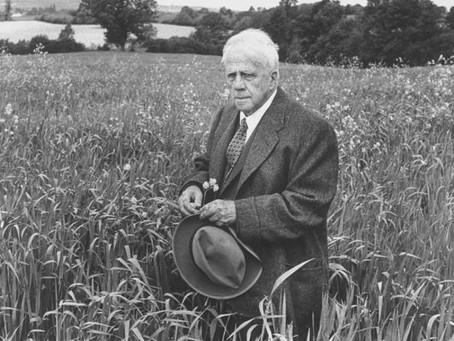 Robert Frost and Edward Thomas: Inspirational Friends