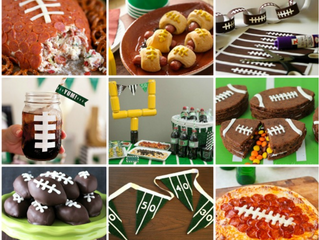 Party of the Month: Football Party