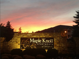 Maple Knoll wins of Best Retention Program at the Midwest Prodigy Awards