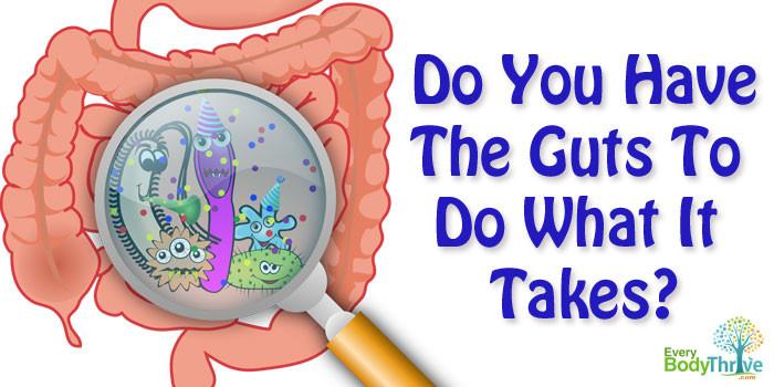 Gut Health Every Body Thrive