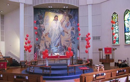 Grace UMC Santuary