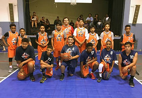 Hoop-City All Stars Basketball Players