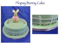 Flopsy Bunny Cake