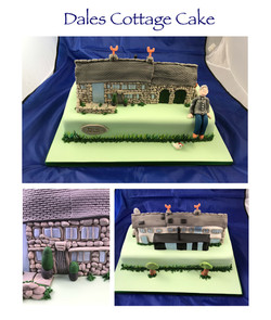 Dales Cottage Cake