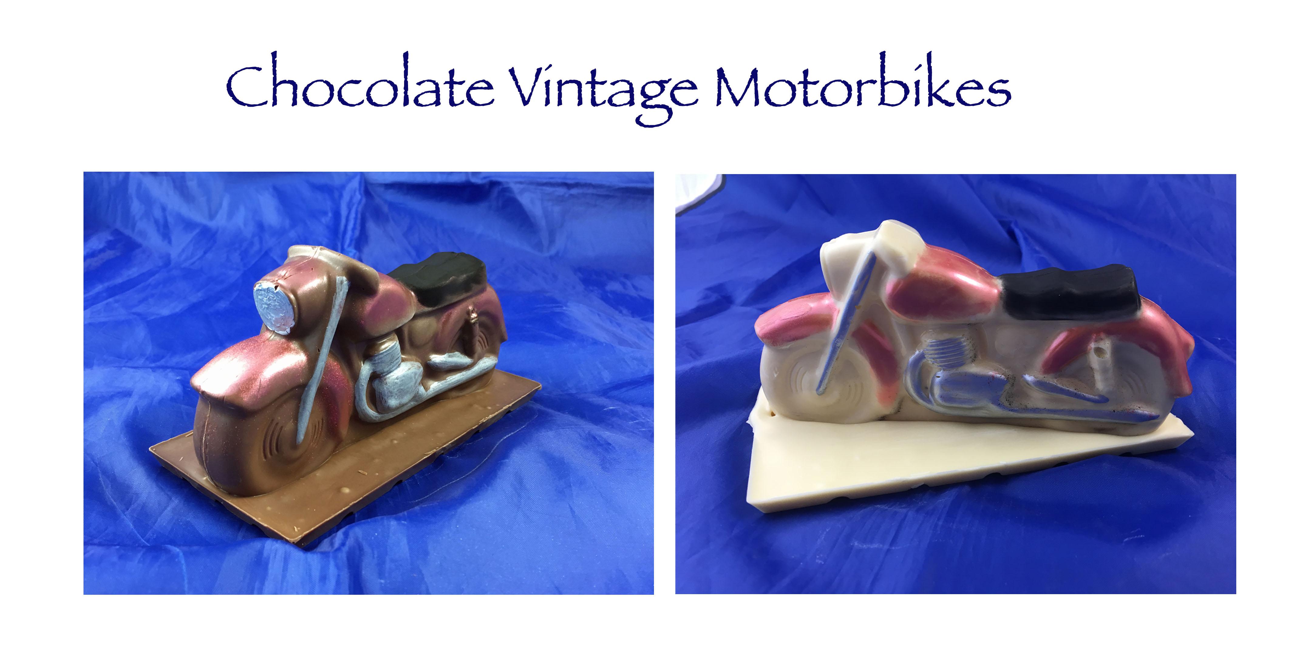 Chocolate Vintage Motorbikes