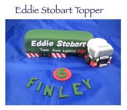 Eddie Stobart Topper