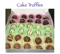 Box of Cake Truffles