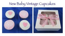 New Baby Cupcakes (Ava)