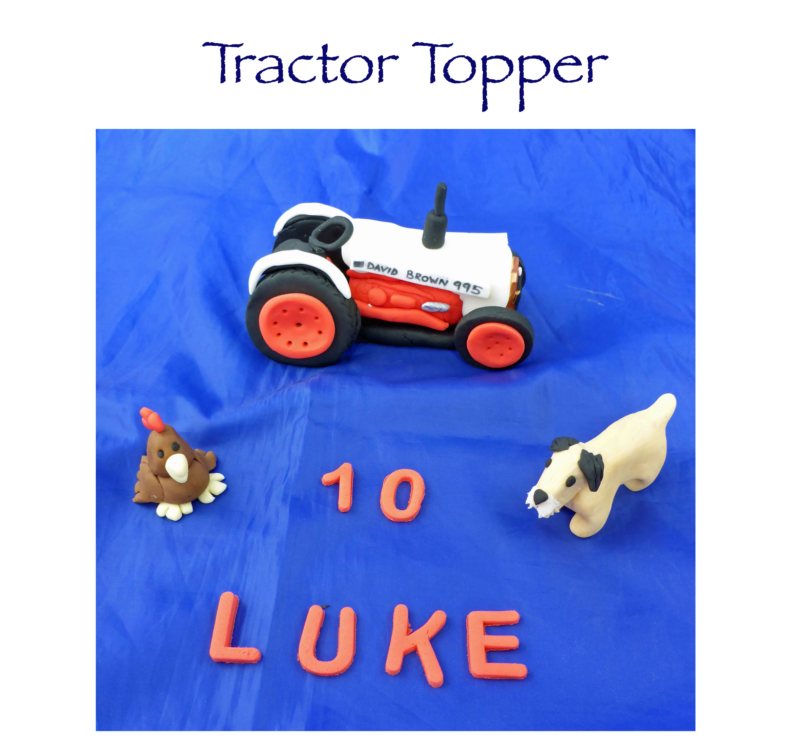 Tractor Topper