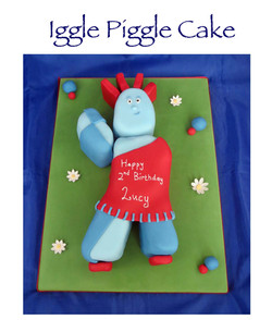 Iggle Piggle Cake (Lucy)