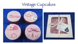 Vintage Cupcakes (MacMillian)