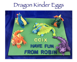 Dragon Kinder Eggs