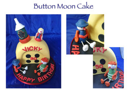 Button Moon Cake