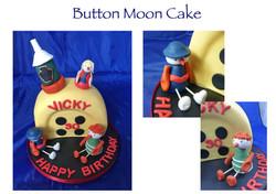 Button Moon Cake