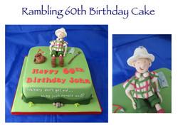 Rambling 60th Birthday