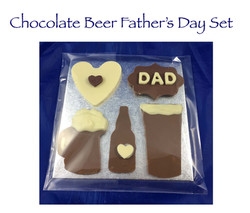 Chocolate Beer Father's Day Set