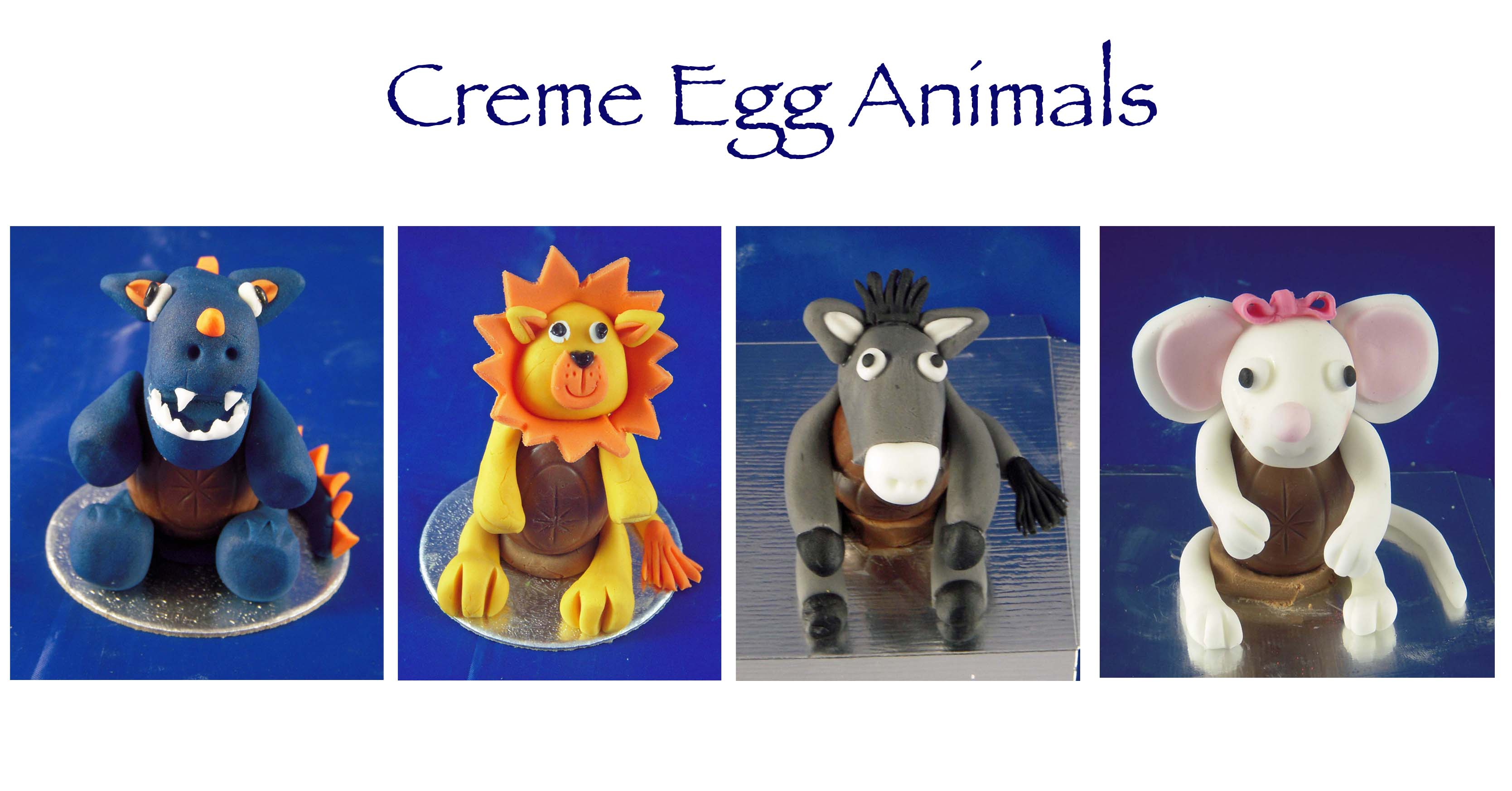 Creme Egg Animals 3
