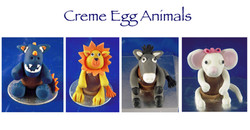 Creme Egg Animals 3