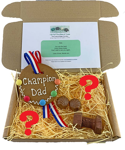 Make your own Chocolate Gift Box
