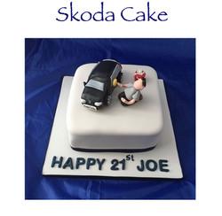 Skoda Cake