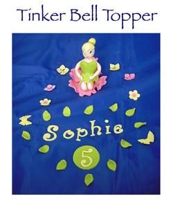 Tinker Bell Topper 1