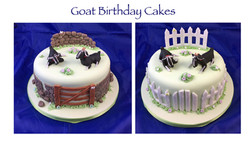 Goat Cakes