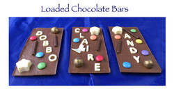 Loaded Chocolate Bars
