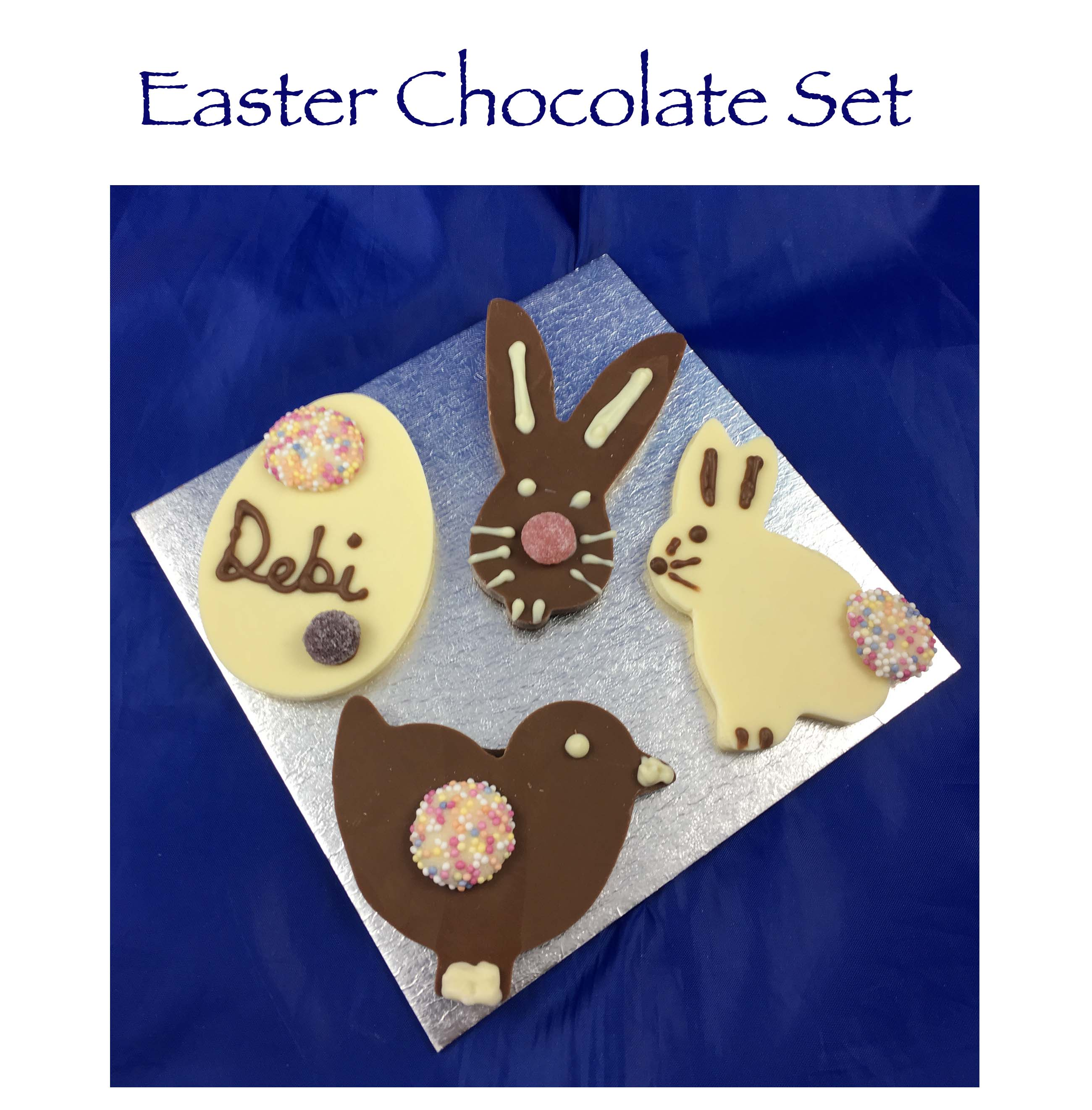 Easter Chocolate Set