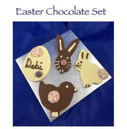 Easter Chocolate Set