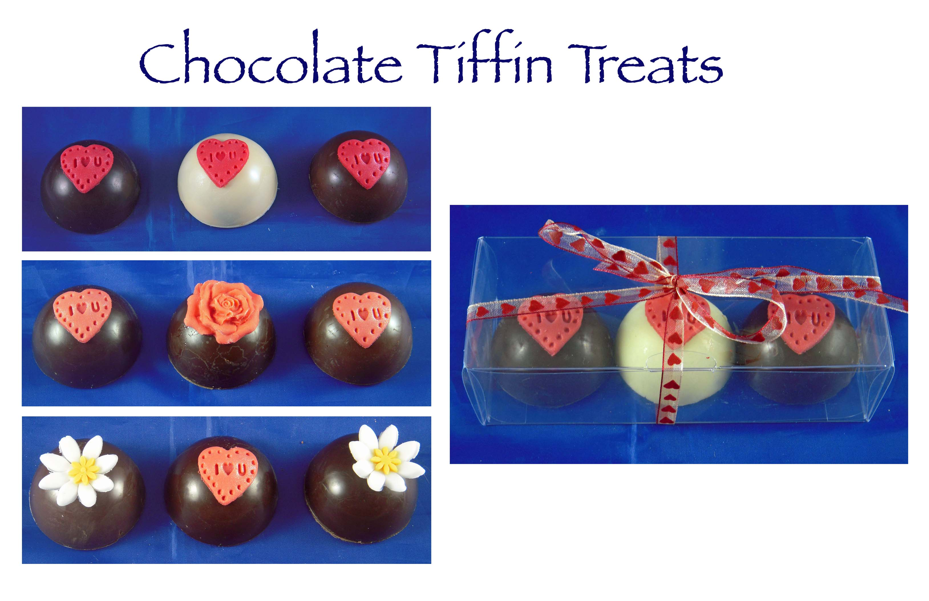Chocolate Tiffin Treats